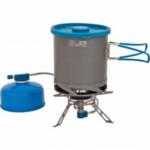 Olicamp Xcelerator + Xts Stove / Pot Set