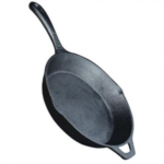 Camp Chef 10 In . Seasoned Cast Iron Skillet