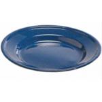 Enamel Dinner Plate- 10″