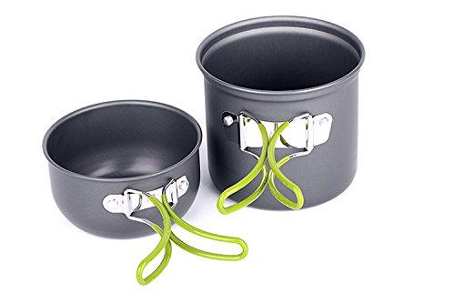 Camping Pots & Pans