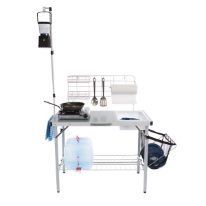 Stansport Deluxe Portable Fold-Up Camp Kitchen 618-2040