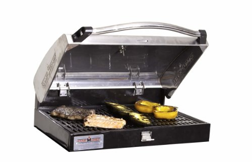 Camp Chef Camp Chef Stainless Steel Barbecue Grill Box 3 Burner Stoves
