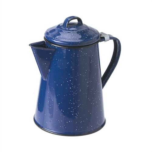 GSI Outdoors 3 Cup Enameled Steel Coffee Pot