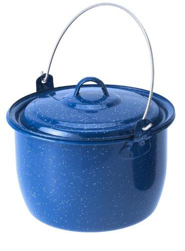 GSI Outdoors 3-Quart Convex Kettle (Blue)