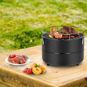 Outdoor Portable Camping Charcoal Grill Barbecue Charcoal Grill Charcoal Stove
